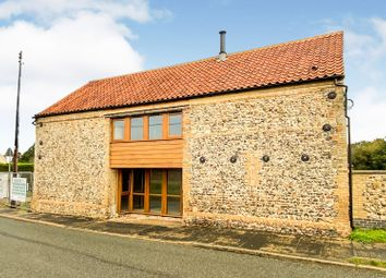 4 bed barn conversion for sale in White Hart Street, Foulden, Thetford IP26