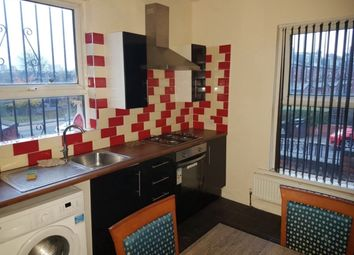 Thumbnail 3 bedroom property to rent in Burley Lodge Street, Hyde Park, Leeds