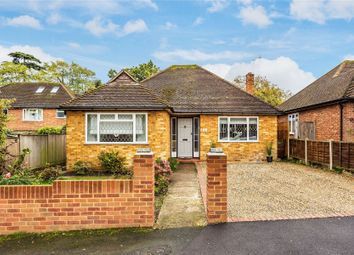 Thumbnail 3 bed detached bungalow for sale in Addlestone, Surrey
