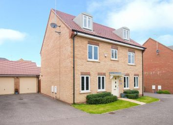 Thumbnail 6 bed detached house for sale in Winchcombe Meadows, Oakridge Park, Milton Keynes
