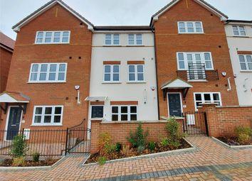 5 The Oak, Oakhill Road, Oakhill, Milton Keynes, Buckinghamshire MK5. 4 bed terraced house for sale