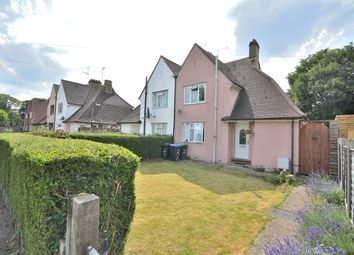 Thumbnail 3 bed semi-detached house for sale in Victoria Road, London