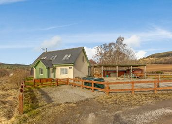 Thumbnail 4 bed detached house for sale in Ardross, Alness, Ross-Shire