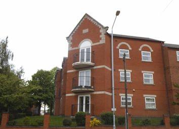 Thumbnail 1 bed flat to rent in Trinity Court, Hinckley