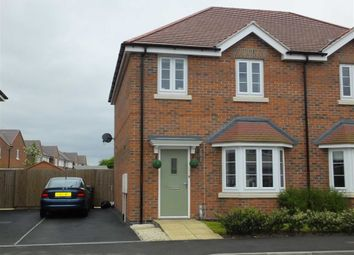 Thumbnail 3 bed semi-detached house for sale in Scropton Road, Derby, Derbyshire