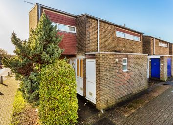 Thumbnail 3 bed end terrace house for sale in Heron Close, Edenbridge