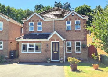 Thumbnail 4 bed detached house for sale in Peacock Way, Swanwick, Alfreton
