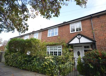 Thumbnail 3 bed terraced house for sale in Godstow Road, London
