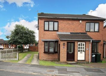 Thumbnail 2 bed semi-detached house for sale in Thealby Gardens, Doncaster