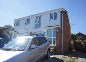 Thumbnail 3 bed semi-detached house to rent in Lime Avenue, Alton