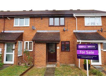 Thumbnail 2 bed terraced house for sale in Huntsman Grove, Blakelands