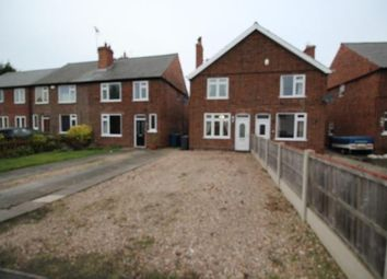 Thumbnail 3 bed semi-detached house for sale in Nottingham Road, Gotham, Nottingham