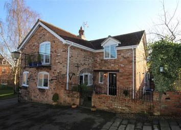 Thumbnail 3 bed cottage for sale in St. Peters Close, Church Road, Newnham