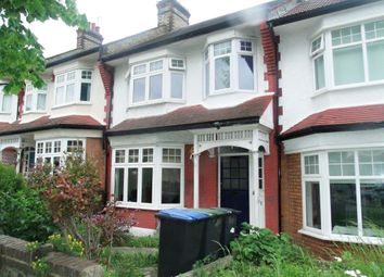 Thumbnail 3 bed terraced house to rent in Broomfield Avenue, Palmers Green