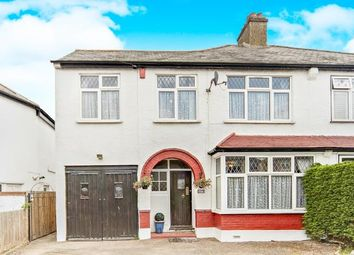 Thumbnail 3 bedroom semi-detached house for sale in Ambleside Avenue, Beckenham, Kent, .