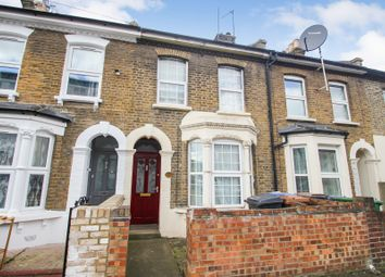 Thumbnail 2 bed terraced house for sale in Hall Road, Stratford, London