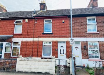 Thumbnail 2 bed terraced house for sale in Harley Road, Great Yarmouth