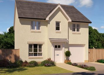 "Thumbnail 4 bedroom detached house for sale in ""Fenton"" at Kildean Road, Stirling"