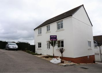 Thumbnail 3 bed detached house for sale in Keay Heights, St. Austell