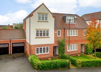 Thumbnail 4 bed detached house for sale in Mortimer Crescent, Kings Park, St. Albans, Hertfordshire