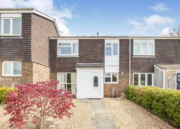 Thumbnail 3 bed terraced house for sale in Downland Drive, Crawley