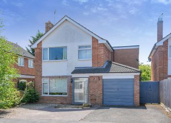 Thumbnail 4 bed detached house for sale in Bishops Close, Stratford-Upon-Avon
