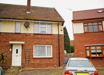 Thumbnail 2 bedroom flat to rent in Chelmsford Avenue, Romford