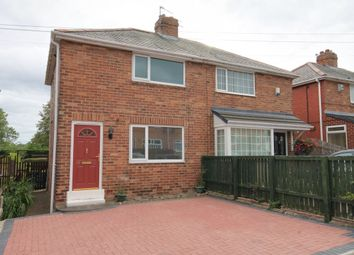 Thumbnail 2 bed semi-detached house for sale in South Street, Chester Le Street