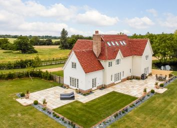 Thumbnail 6 bed detached house for sale in New House Lane, Ashdon, Saffron Walden