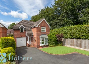 Thumbnail 3 bed detached house for sale in St. Milborough Close, Ludlow