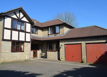 Thumbnail 5 bed detached house for sale in Newlands, Chilcompton