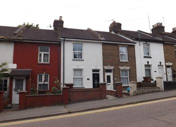Thumbnail 2 bed property to rent in Station Road, Strood, Rochester