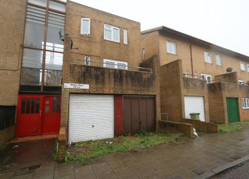 Thumbnail 3 bed flat for sale in Mullion Place, Fishermead, Milton Keynes