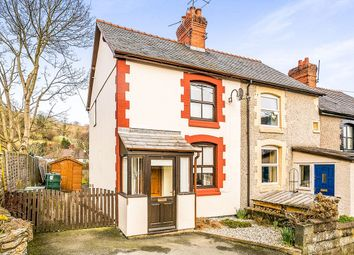 Thumbnail 2 bed semi-detached house for sale in Ceiriog Terrace, Glyn Ceiriog, Llangollen