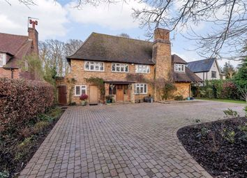 Thumbnail Detached house for sale in Chalfont Lane, Chorleywood, Rickmansworth