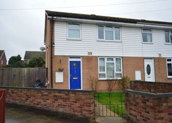 Thumbnail 2 bed terraced house for sale in Colenzo Drive, Andover