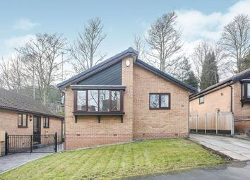 Thumbnail 2 bed bungalow for sale in Glenavon Close, New Whittington, Chesterfield