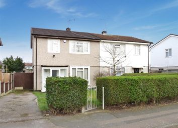 Thumbnail 3 bedroom semi-detached house for sale in Colebrook Lane, Loughton, Essex