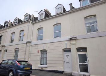 Thumbnail 2 bed flat for sale in Benbow Street, Stoke, Plymouth