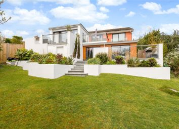 4 bed detached house for sale in Wanderdown Way, Ovingdean, Brighton, East Sussex BN2