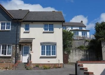 Thumbnail 3 bed end terrace house for sale in Pentillie Gardens, St. Austell