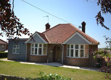 3 bed detached bungalow for sale in Lynn Road, Grimston, King's Lynn PE32