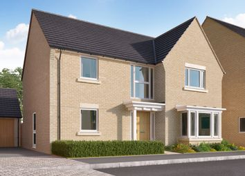 Thumbnail 4 bed detached house for sale in The Boulevards, Station Road, Northstowe, Cambridge