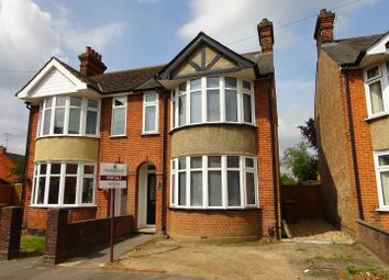 Thumbnail 3 bed property for sale in Sidegate Lane, Ipswich