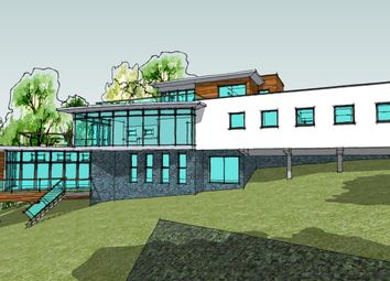 Thumbnail 4 bedroom detached house for sale in Plymbridge Road, Glenholt, Plymouth