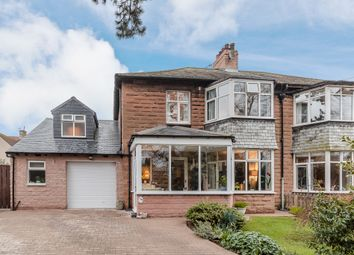 Thumbnail 4 bed semi-detached house for sale in West Acres, Alnwick