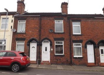 Thumbnail 2 bed terraced house for sale in Nicholas Street, Burslem, Stoke-On-Trent