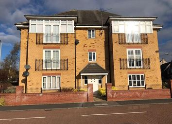Thumbnail 2 bed flat to rent in St. Crispin Crescent, Northampton