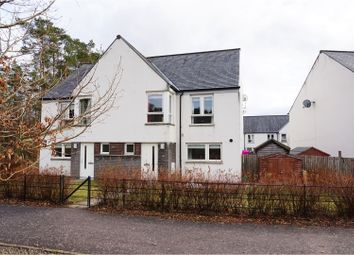 Thumbnail 3 bed semi-detached house for sale in Robertson Way, Callander