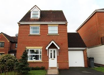 Thumbnail 4 bed detached house to rent in Royal Close, Baddeley Green, Stoke-On-Trent